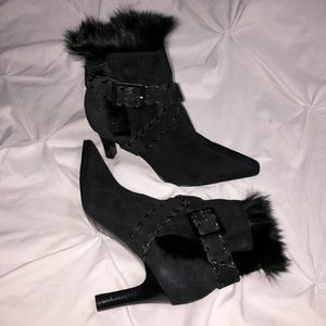 "Antonio Melani Bugsy 3"" Heeled Booties"